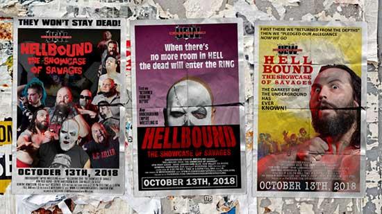 UEW Hellbound 2018