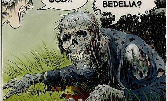 Adapting the Dead – Horror Comics for Halloween