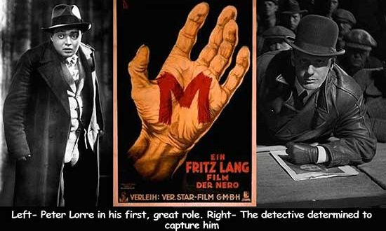 Horrifying History: Part 5 – The Real Story Behind Fritz Lang's M (1 of 2)
