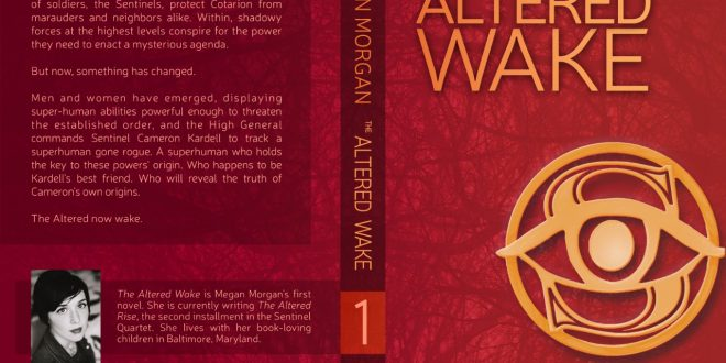 The Altered Wake Explores Unified Military Order and a Superhuman population on Future Earth