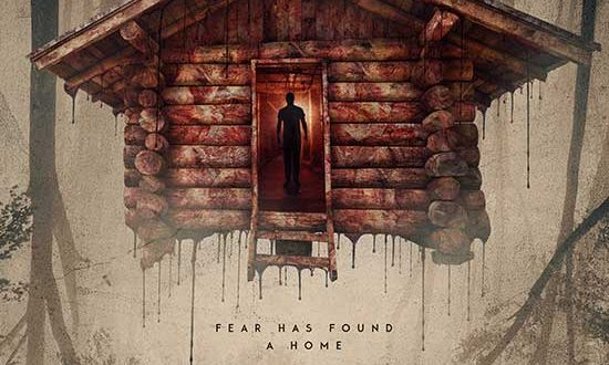 NEW TRAILER and POSTER for December horror release THE CABIN from High Octane Pictures!
