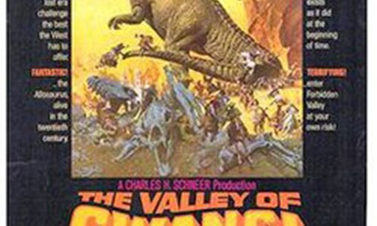 Film Review: Valley of Gwangi (1969)