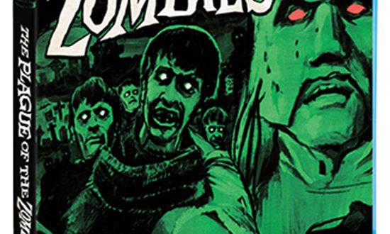 Horror Cult Classic THE PLAGUE OF THE ZOMBIES Debuts BLU-RAY™ JANUARY 15, 2019