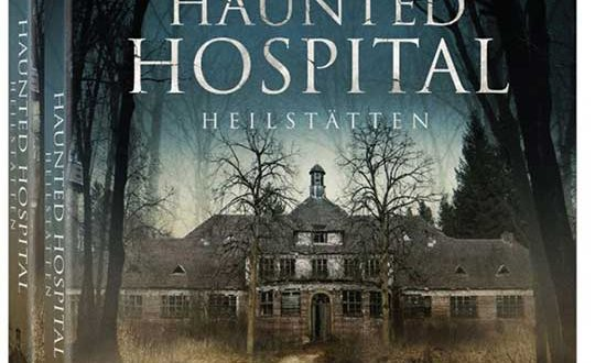 HAUNTED HOSPITAL: HEILSTÄTTEN Arrives on Digital, Blu-ray Combo & DVD February 12
