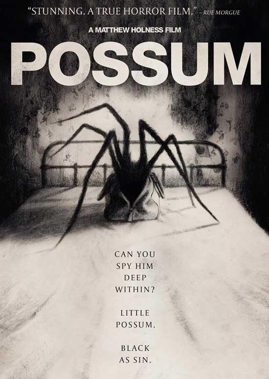 POSSUM from Dark Sky Films Coming to DVD 2/12 | HNN