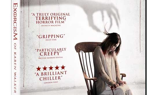 THE EXORCISM OF KAREN WALKER out on DVD February 18