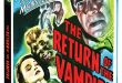 Scream Factory Home Ent./ Bela Lugosi classic THE RETURN OF THE VAMPIRE arrives on Blu-ray February 19.