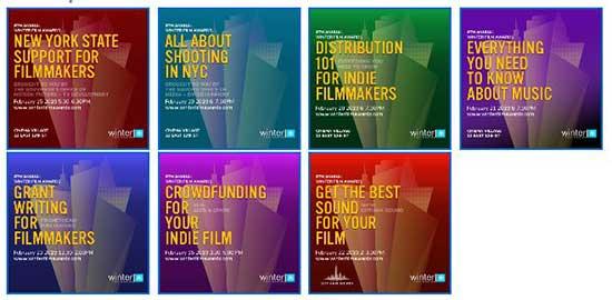 NYC's Winter Film Awards International Film Festival ❄ Feb