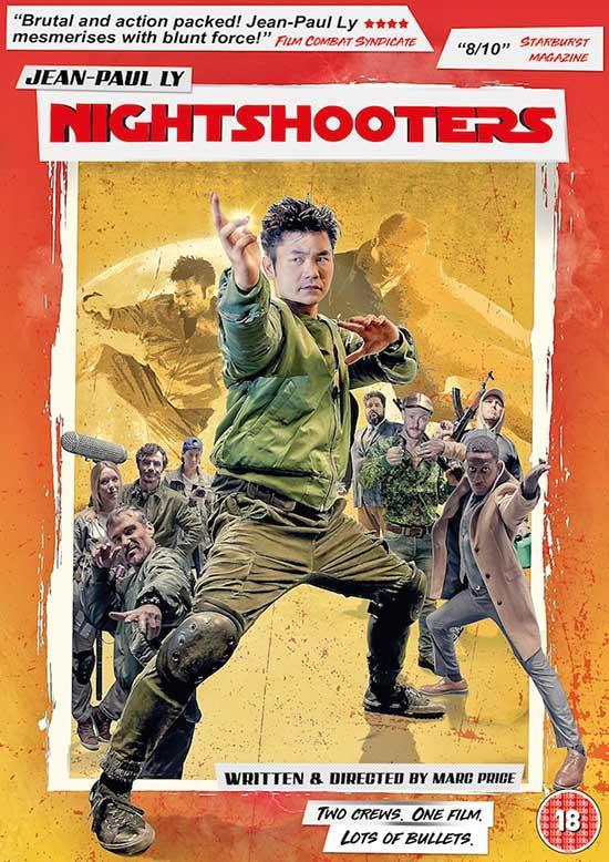 NIGHTSHOOTERS starring Jean-Paul Ly (Jailbreak) released
