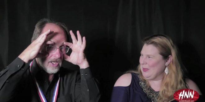 Horror Talk with Kristin West: Alan Howarth Part II