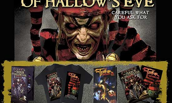 THE TERROR OF HALLOW's EVE – Now on DVD – OFFICIAL WEBSITE
