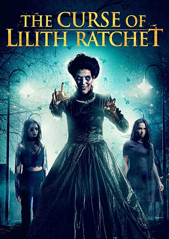 American Poltergeist The Curse of Lilith Ratchet - Quick