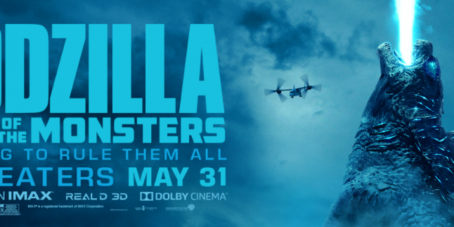 Godzilla King of Monsters – Final Trailer (2019)