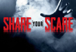 Share Your Scare – Now Available on Amazon