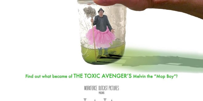 "Toxic Tutu featuring Mark Torgl, Lloyd Kaufman, Jake ""The Snake"" Roberts, Mel Novak and more is now available worldwide on DVD and VOD"