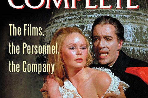 Book Review: Hammer Complete: The Films, the Personnel, the Company
