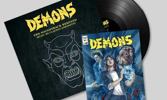DEMONS – Deluxe 2CD + Vinyl + Comic Book