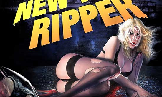 The New York Ripper Limited Edition 3 Disc Set from Blue Underground