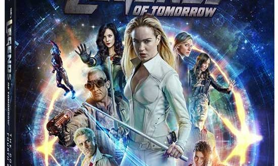 DC's Legends of Tomorrow: The Complete Fourth Season on Blu-ray & DVD September 24