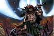 OFFWORLDER is like The Highlander in Space, Coming from Cautionary Comics