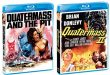 QUATERMASS 2 and QUATERMASS AND THE PIT – Two Highly Anticipated Hammer Film Cult Classics Arrive on Blu-rays