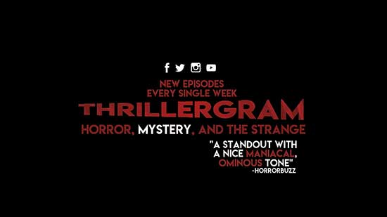ThrillerGram Podcast Takes on 1950s Style with New Episodes