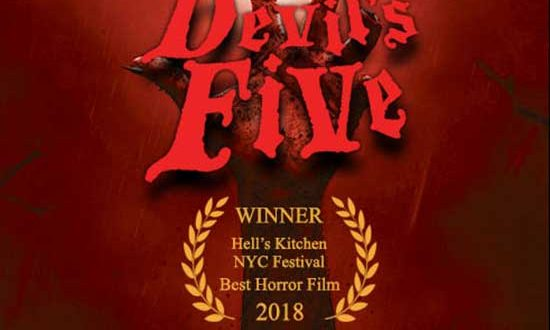 Devil's Five West Coast Red Carpet World Premiere
