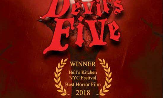 Devil's Five West Coast Red Carpet World Premiere