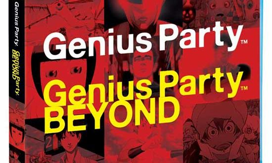 Animated Short Anthologies 'Genius Party' & 'Genius Party Beyond' on Blu-ray October 15 from GKIDS, Shout! Factory