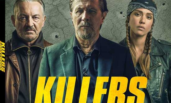 Edge-of-Your-Seat Thriller KILLERS ANONYMOUS Coming to Blu-ray