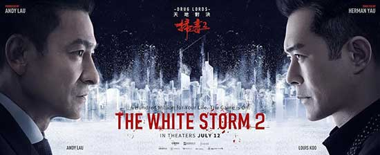 NYAFF 2019: Closing film is the International Premiere of The White Storm 2 Drug Lords