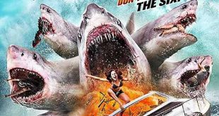 Film Review: 6-Headed Shark Attack (2018)