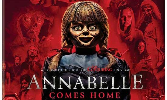 Warner Bros. Home Entertainment Announces Annabelle Comes Home