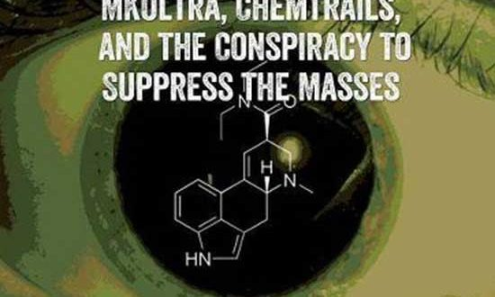 Book Review: Control: MKUltra, Chemtrails, and the Conspiracy to Suppress the Masses | Nick Redfern