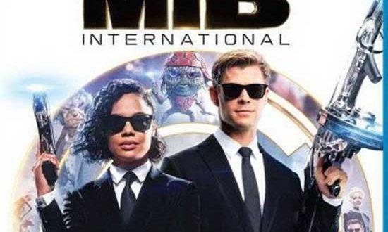 MEN IN BLACK: INTERNATIONAL – Digital 7 October & BLU-RAY 21 October