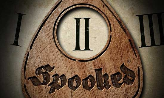 SPOOKED Podcast – Exclusively on Luminary