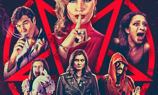 Film Review: Satanic Panic (2019)