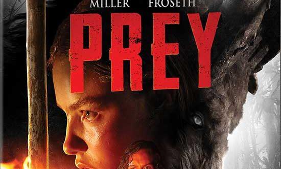 Blumhouse's PREY Available on DVD 11/5!