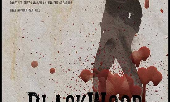FIRST LOOK: BLACK WOOD Poster and Stills