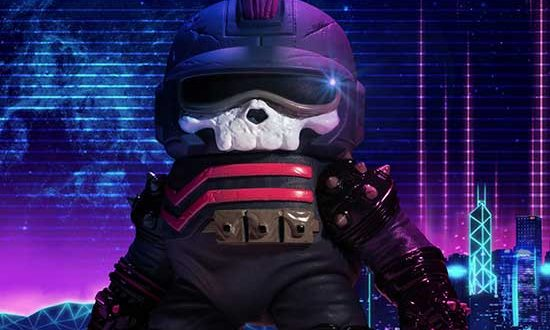 Rumble Society: Cyber Ryder
