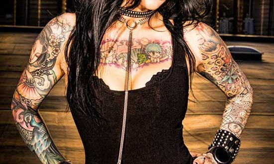 """Check Out LOLA BLACK Official Music Video for Cover of CONCRETE BLONDE'S """"Bloodletting (Vampire Song)""""!"""