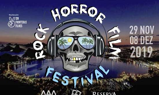 Rock Horror in Rio 2019 – Films, Dates and Venues