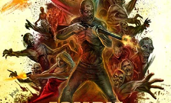 Zombie with a Shotgun Released on Amazon