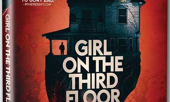 "GIRL ON THE THIRD FLOOR Starring Phil ""CM PUNK"" Brooks on Blu-ray 1/7"