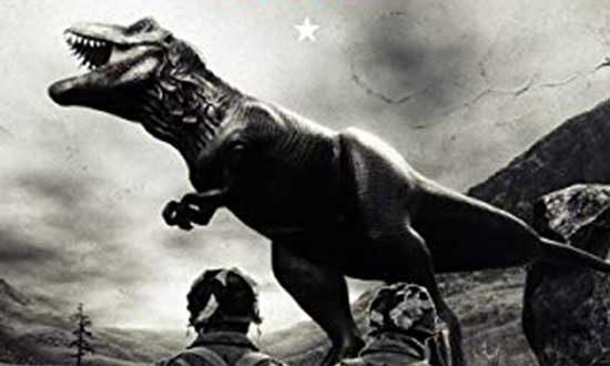 Book Review: Jurassic War | Author John W. Dennehy