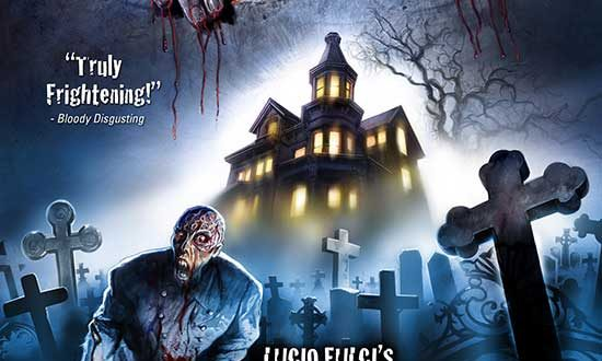 Blue Underground's The House By The Cemetery 3-Disc Limited Edition 4K