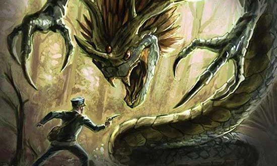 Cult Genre Star Bill Oberst Jr. Battles A Giant Creature Of Native Legend In BLOODSPAWN: ATTACK OF UTKENA!!
