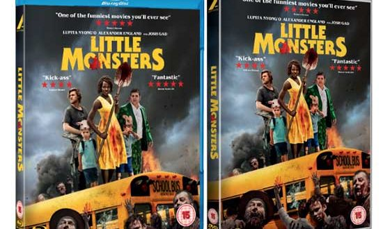 LITTLE MONSTERS on DVD, BLU-RAY and Digital Download- 10TH FEBRUARY 2020
