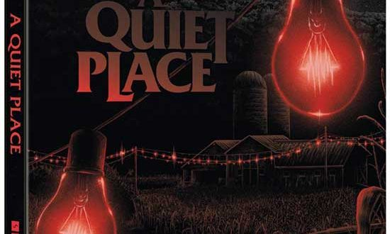 A QUIET PLACE- Mondo X Steelbook 4K Ultra HD Combo arrives on March 10th