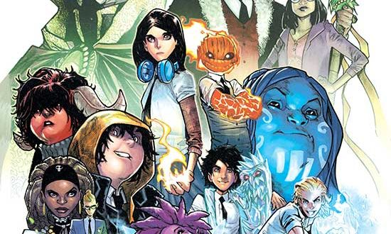 Marvel Opens the Door to a new Magical Saga with Strange Academy